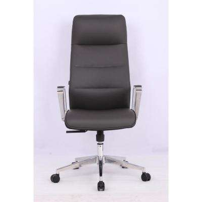 High Back Microfiber PU Office Chair