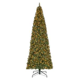 15 ft pre lit led alexander fir artificial christmas tree with 1450 warm white