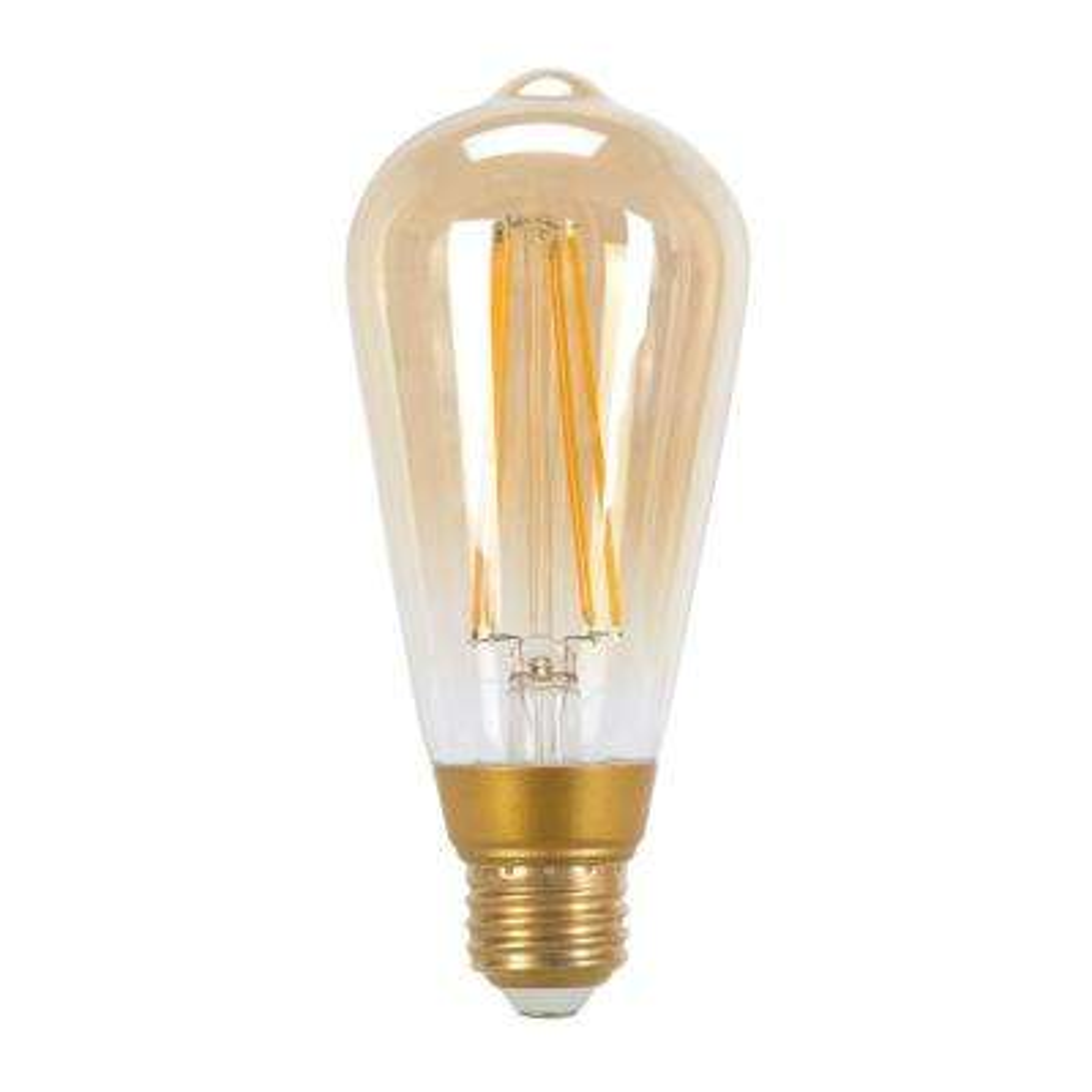 60-Watt Equivalent ST19 LED Light Bulb Soft White
