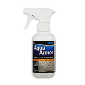 Trek7 Aqua Armor 8 oz. Fabric Waterproofing Spray for Synthetic Clothing by Trek7