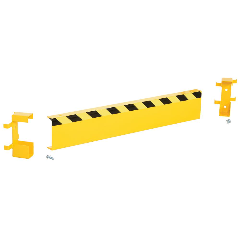 48 in. Steel Structural Guard Rail System