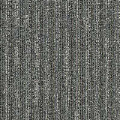 Merrick Brook Lava Patterned 24 in. x 24 in. Carpet Tile (24 Tiles/Case)