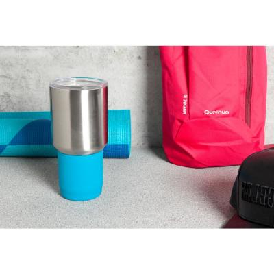 Renegade 30 oz. Teal Vacuum Insulated Stainless Steel Tumbler