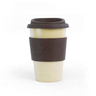 Caf Traveler  15 oz. Natural/Brown Husk Cup (2-Pack)
