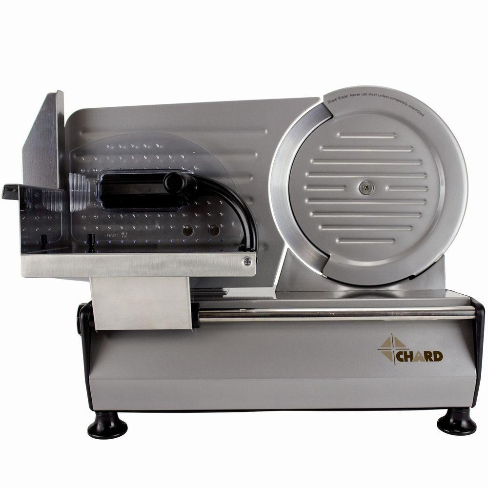 Chard Electric Food Slicer, Silver