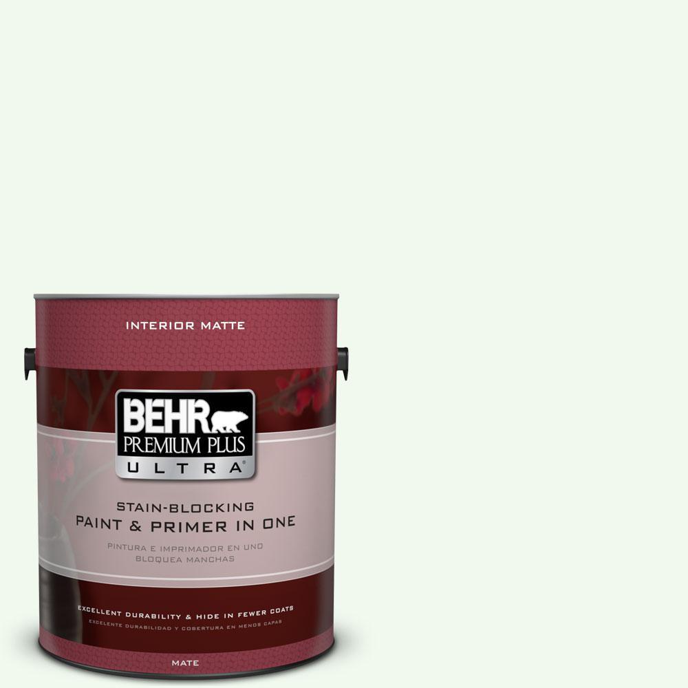 1 gal. #GR-W5 Unwind Matte Interior Paint