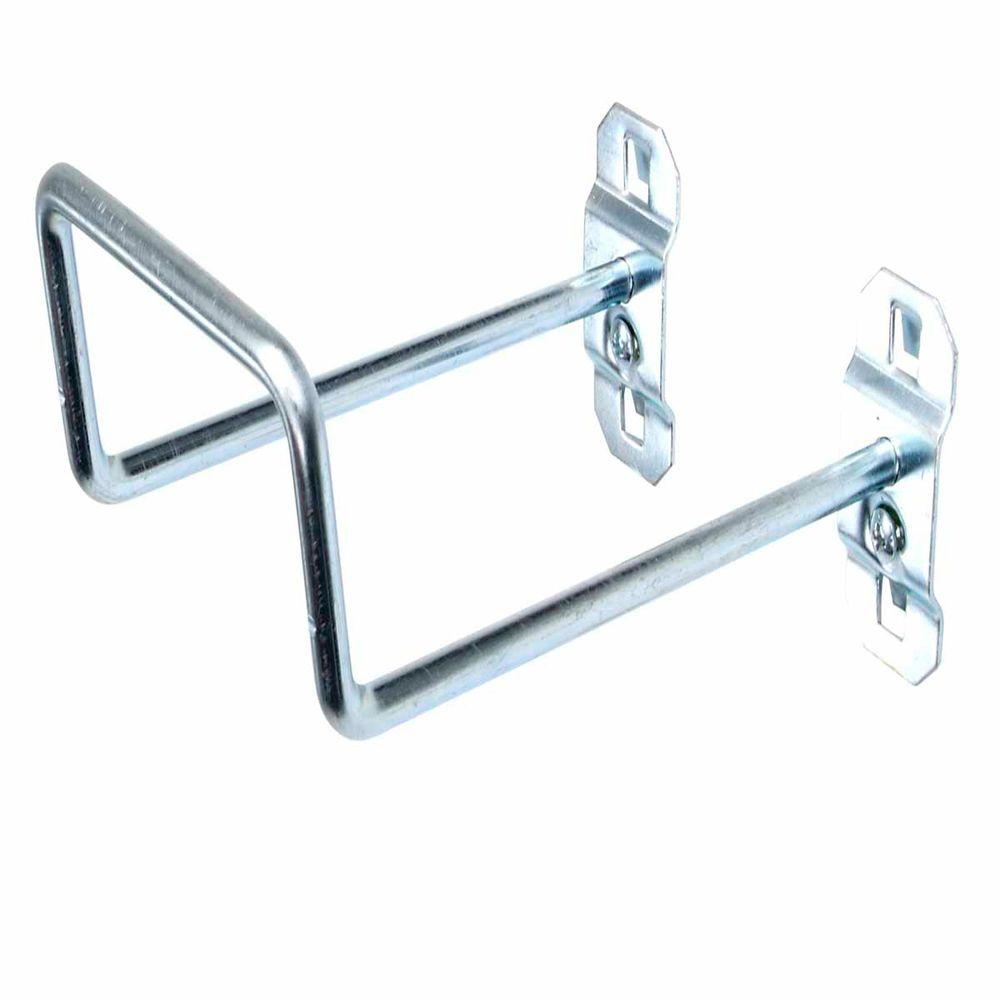 5 in. 80-Degree Bend 2-3/4 in. I.D. Zinc Plated Steel Double