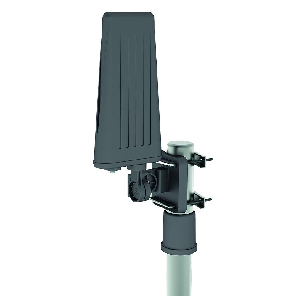 All Weather Outdoor Antenna in Black