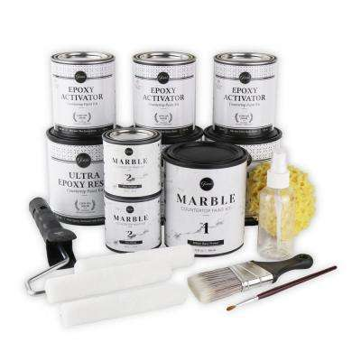 Marble Countertop Paint Kit