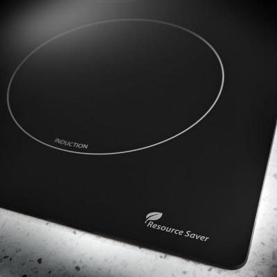 Gold Series 30 in. Smooth Surface Induction Cooktop in Black with 4 Elements Including Boost Element