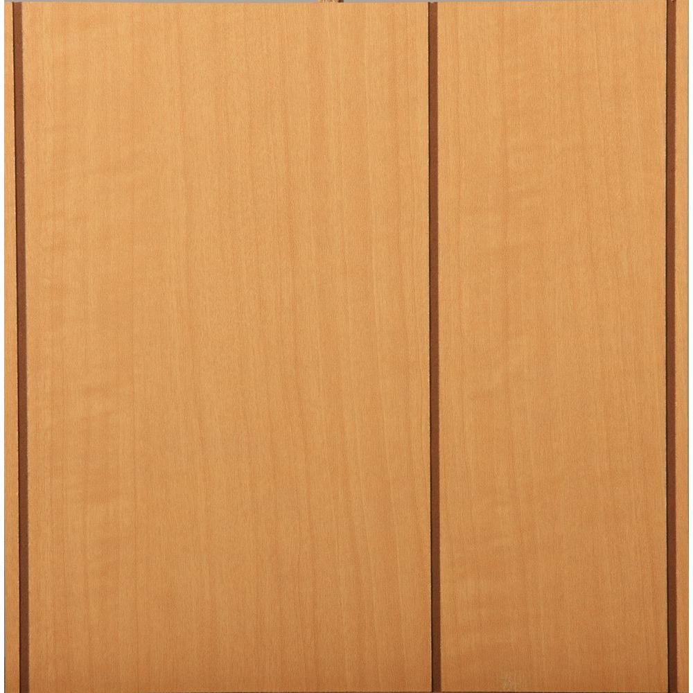 Williams Crossfire 32 sq. ft. MDF Paneling-96610.106 - The Home Depot