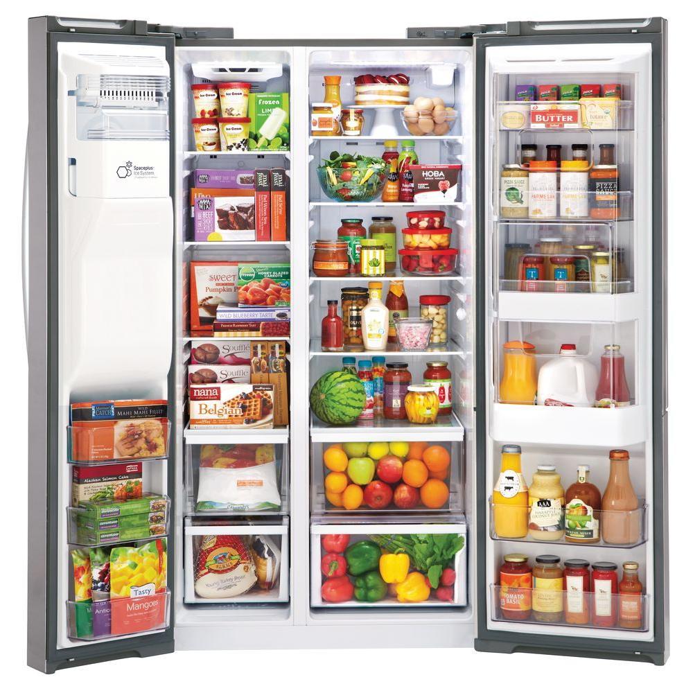 LG LSXS26386S 26 cu ft Side-by-Side Refrigerator