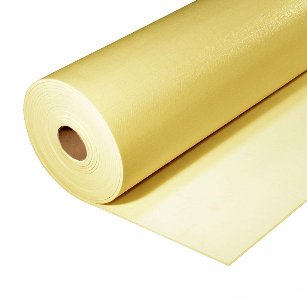 6 ft. x 45 ft. Gold Premium Carpet Cushion