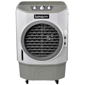 Click here to buy Luma Comfort 1650 CFM 3-Speed Commercial Portable Evaporative Cooler by Luma Comfort.