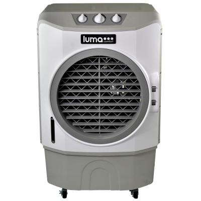 1650 CFM 3-Speed Commercial Portable Evaporative Cooler