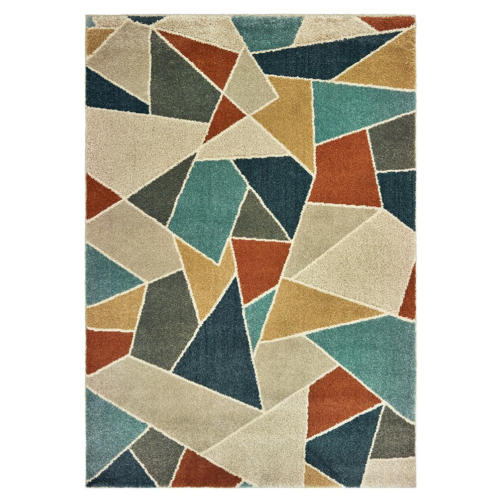 Oriental Weavers Prism Multi 1 ft. 10 in. X 3 ft. Accent Rug