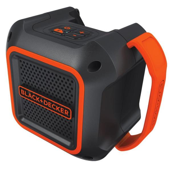 BLACK+DECKER 20-Volt Max Lithium-Ion Bluetooth Speaker