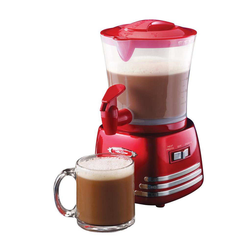 Retro 600 W Hot Chocolate Maker