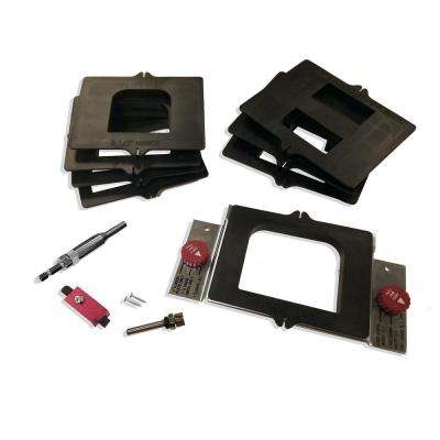 HingeMate350 Jig Complete Door Mortising Kit