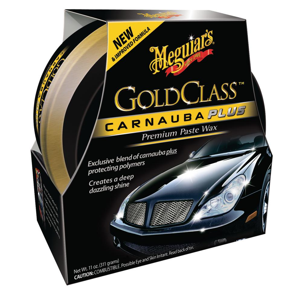 11 oz. Gold Class Carnauba Plus Paste Wax