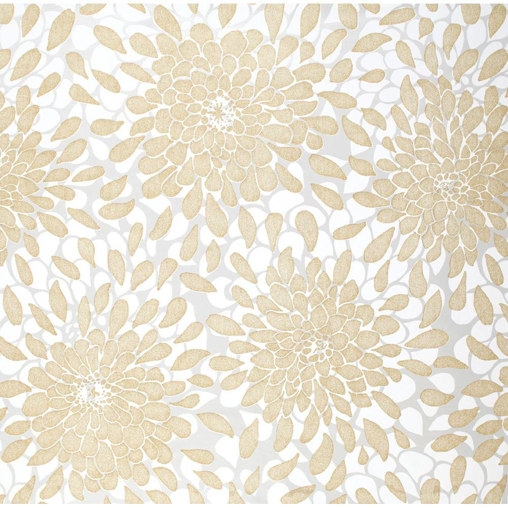 York Wallcoverings Toss The Bouquet Wallpaper RB4259