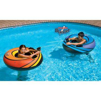 42 in. Power Blaster Dual Squirter Swimming Pool Tube Set