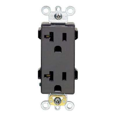 20 - Indoor - Black - Electrical Outlets & Receptacles - Wiring ...