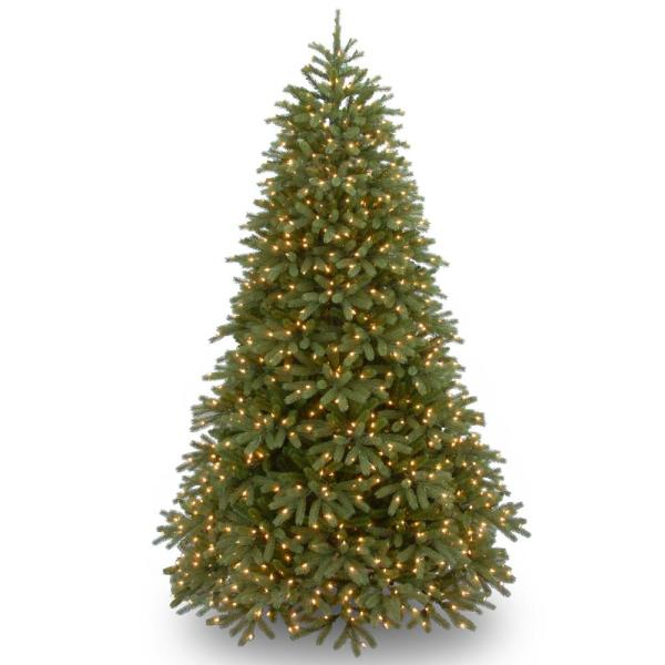 7.5 ft. PowerConnect Jersey Fraser Fir Medium with Dual Color LED Lights