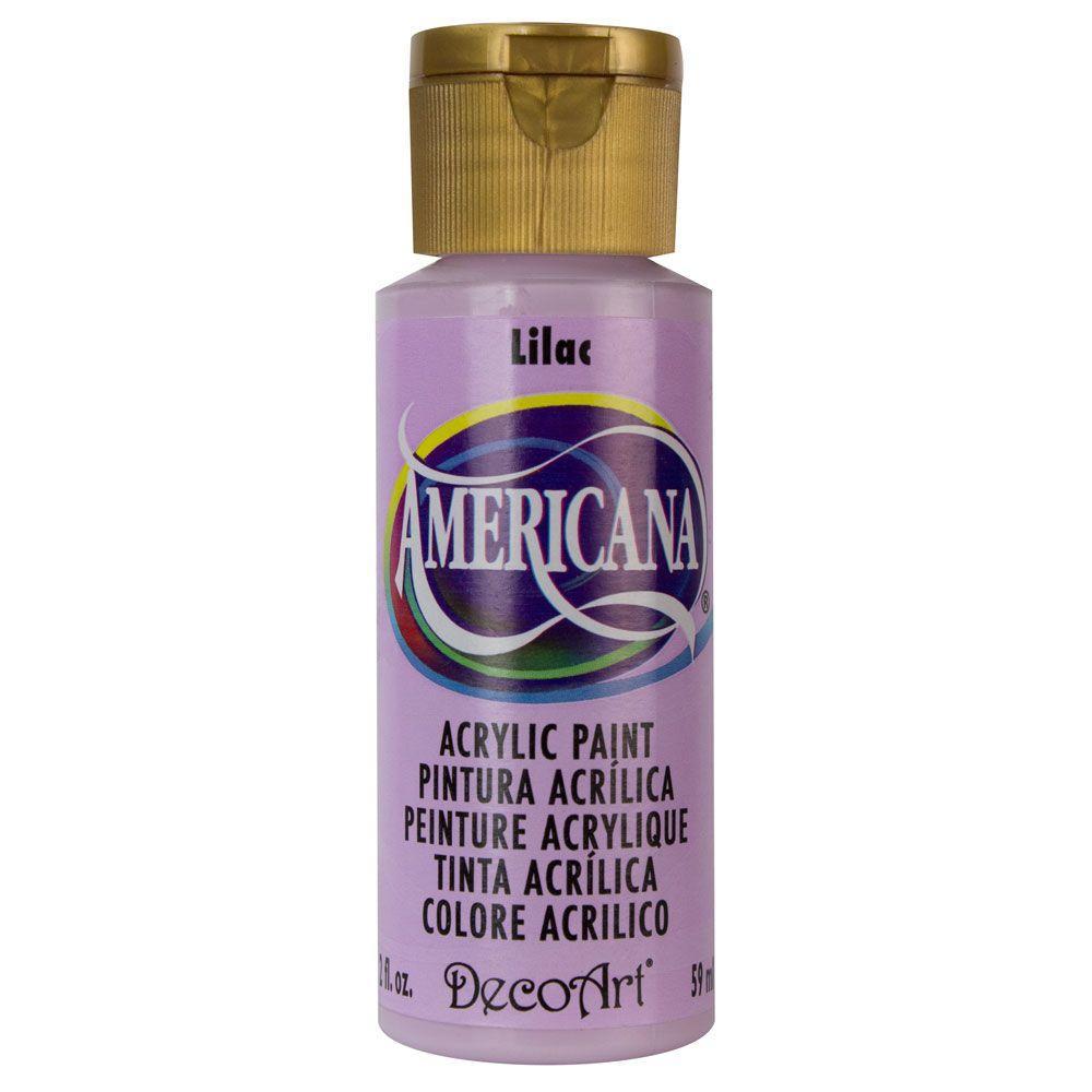 Americana 2 oz. Lilac Acrylic Paint