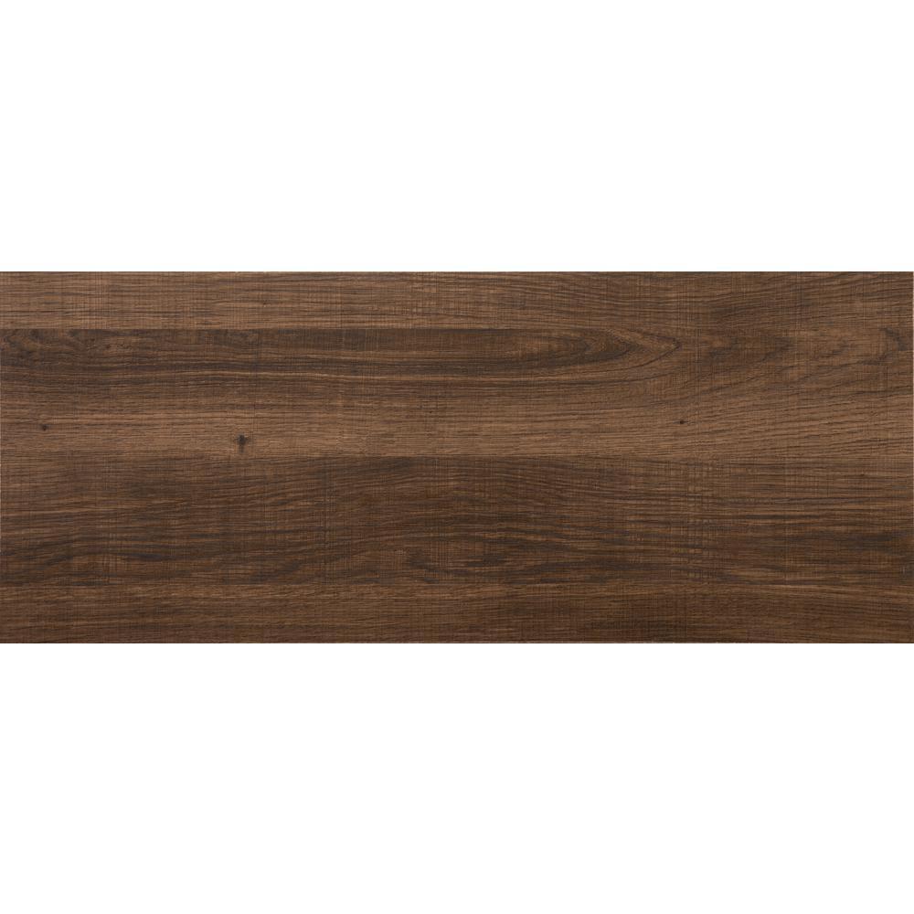 10 in. x 24 in. Chestnut Laminated Wood Shelf