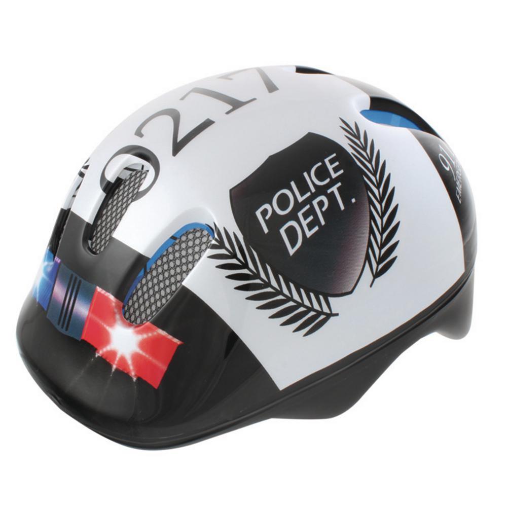 Police Children's Bicycle Helmet