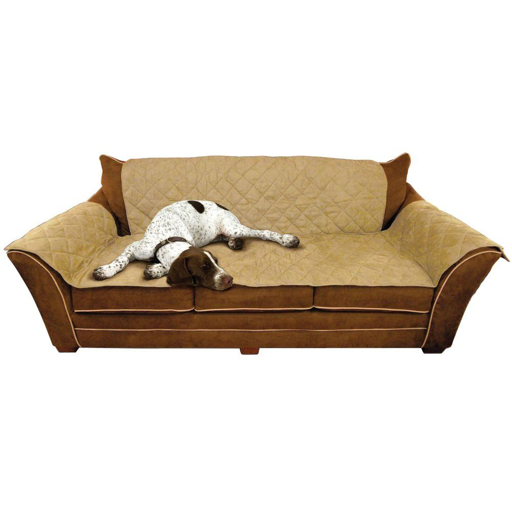 Ku0026H Pet Products Tan Couch Furniture Cover