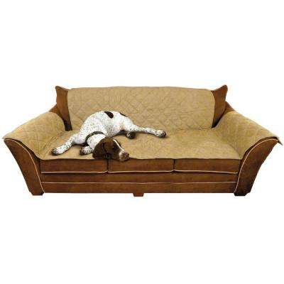 Tan Couch Furniture Cover