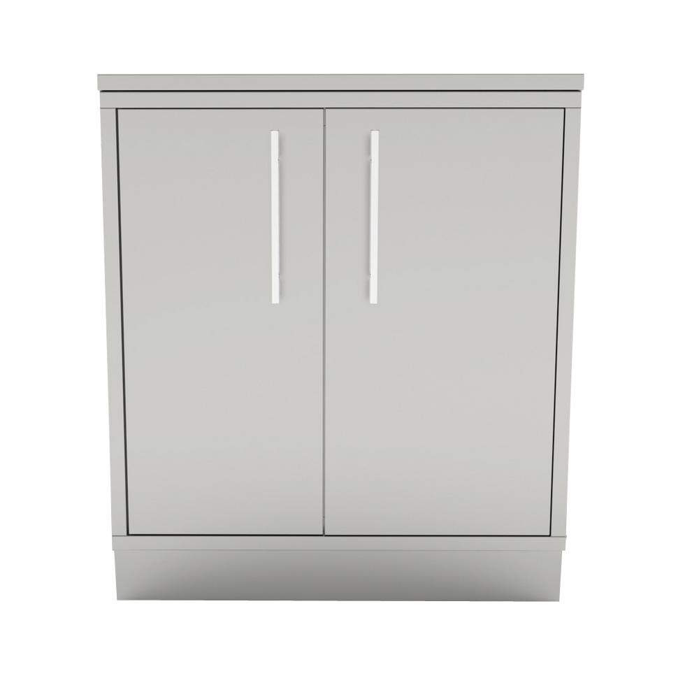 Sunstone Stainless Steel Weather Sealed Dry Storage Drawers Shelves