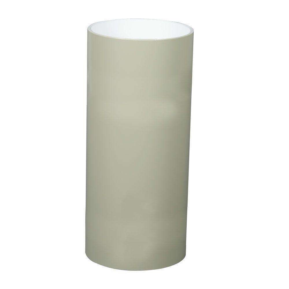 24 in. x 50 ft. PVC Cypress Trim Coil