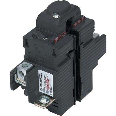New UBIP 50 Amp 1-1/4 in. 2-Pole Pushmatic Replacement Circuit Breaker