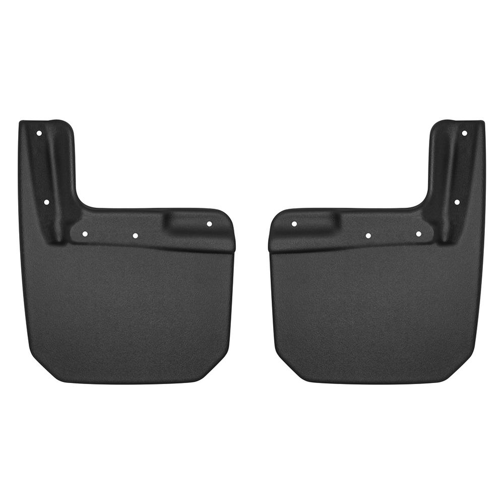 Husky Liners Front Mud Guards Fits 2018 Jeep Wrangler
