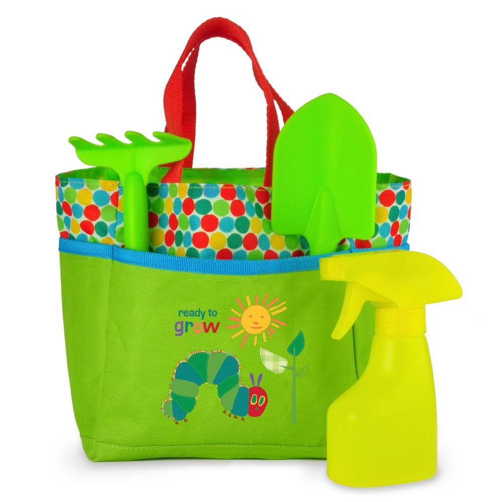 Eric Carle The Very Hungry Caterpillar Garden Tote