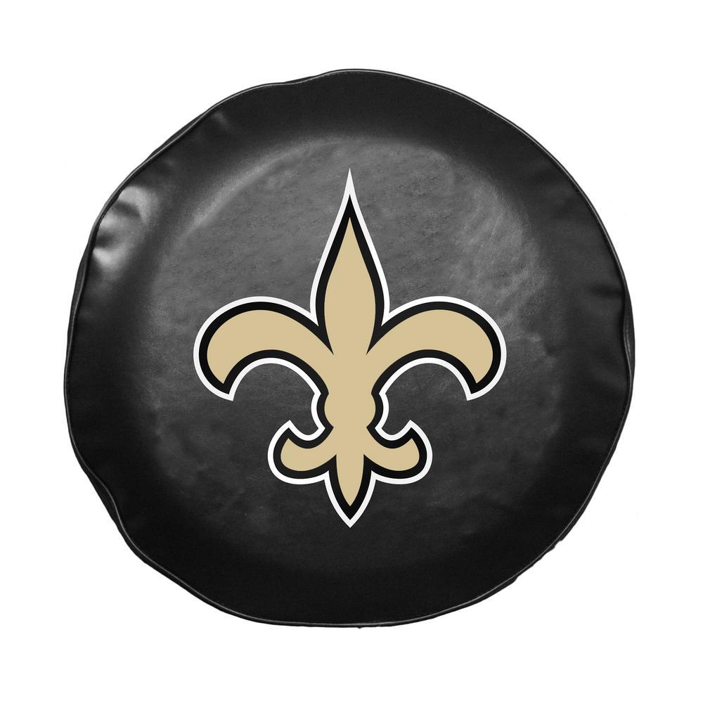 NFL New Orleans Saints Large Tire Cover