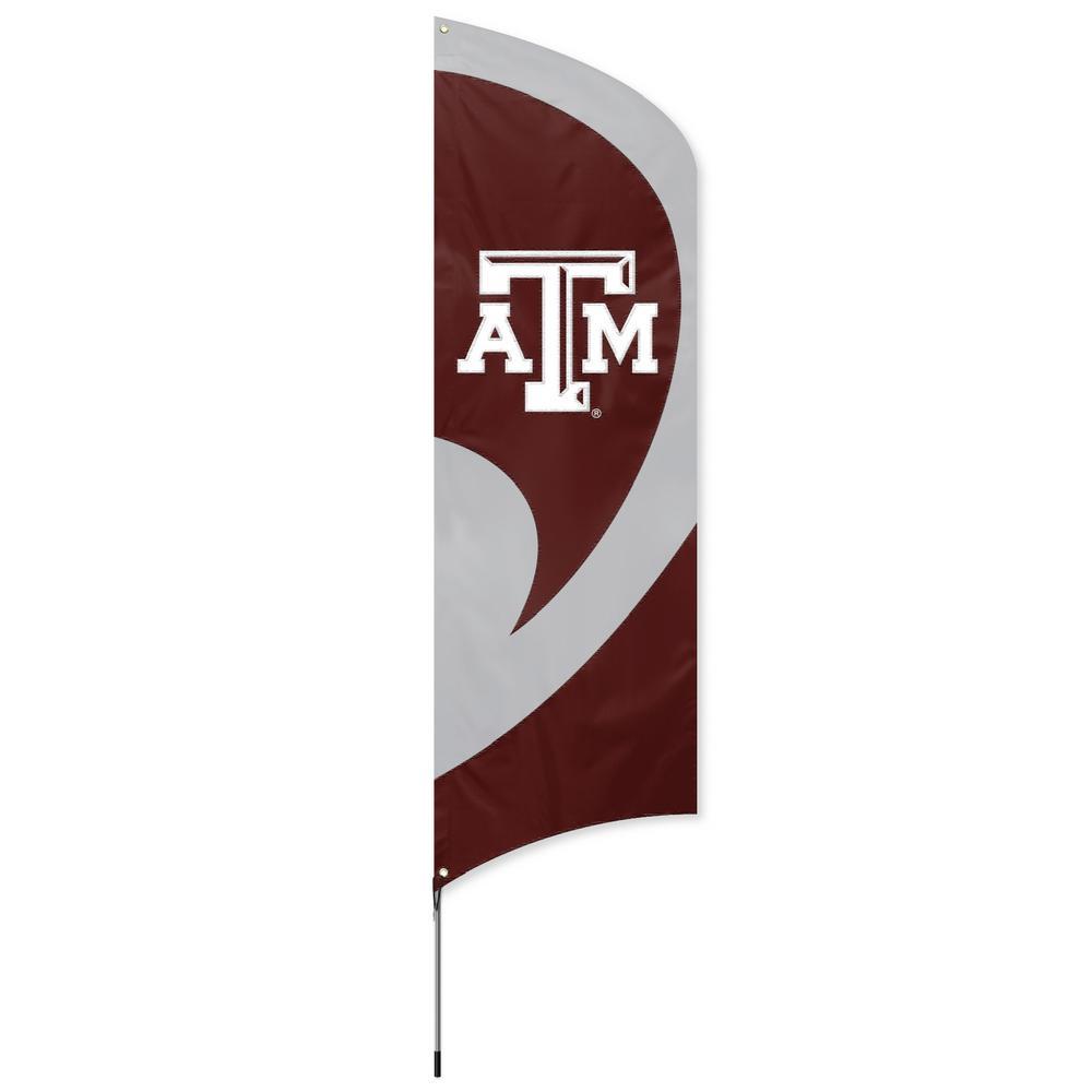 Texas A&M Aggies Tall Team Flag