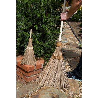 Ultimate Garden Broom adn Whisk Set
