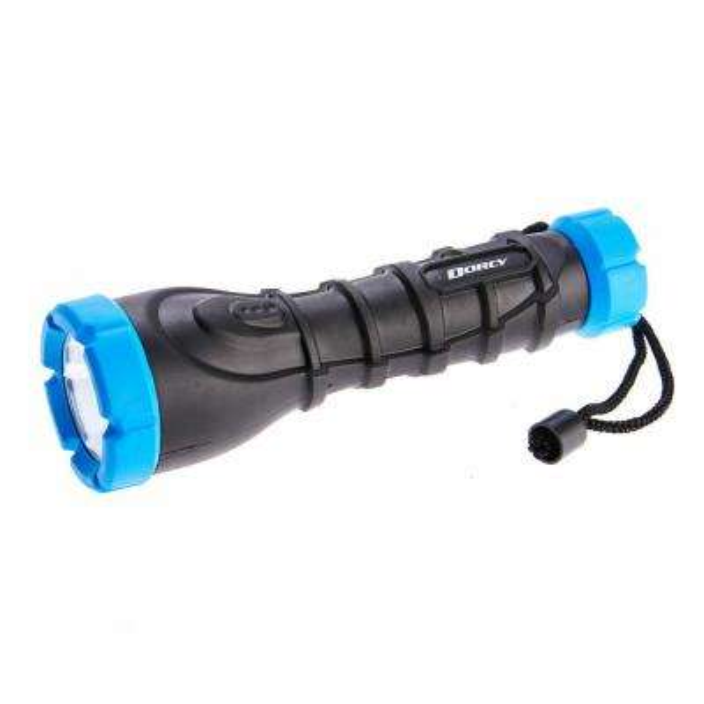 120 Lumen LED TPE Rubber Flashlight
