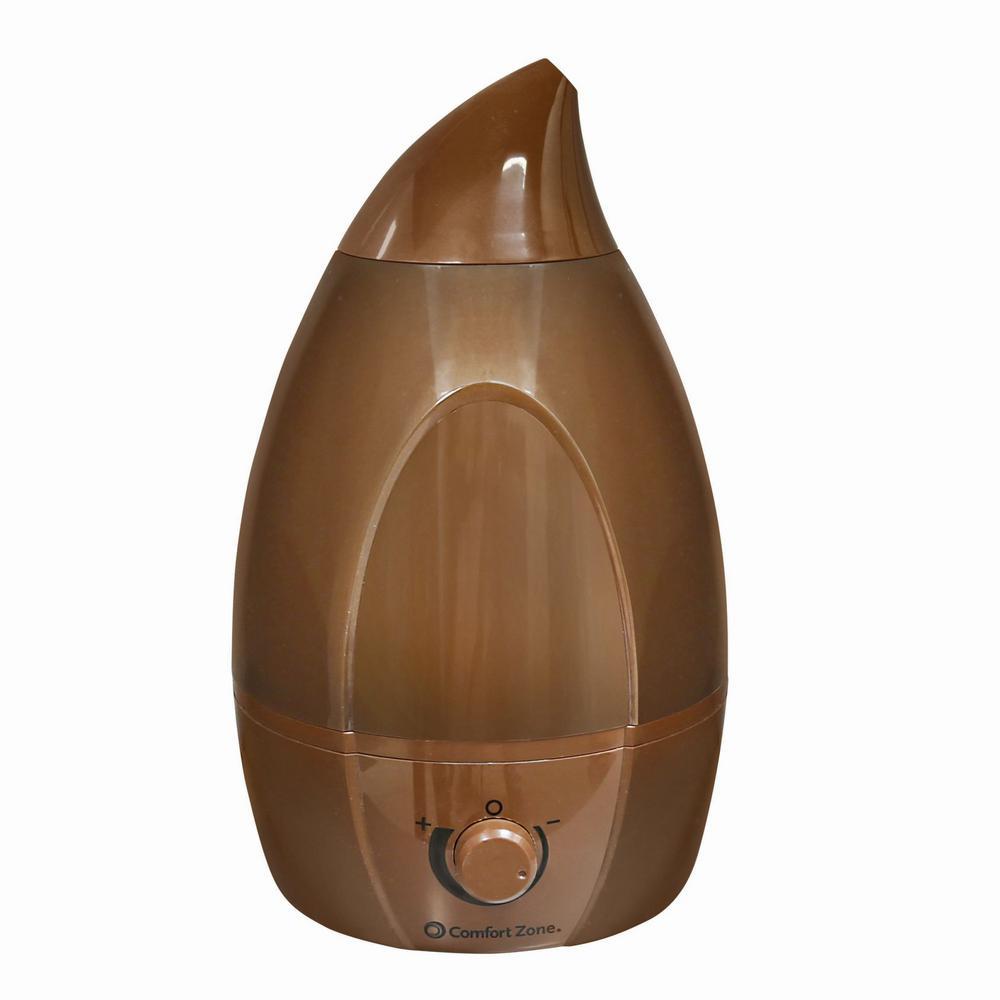 Family Ultrasonic Humidifier, Brown
