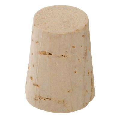 #7 Natural Tapered Cork
