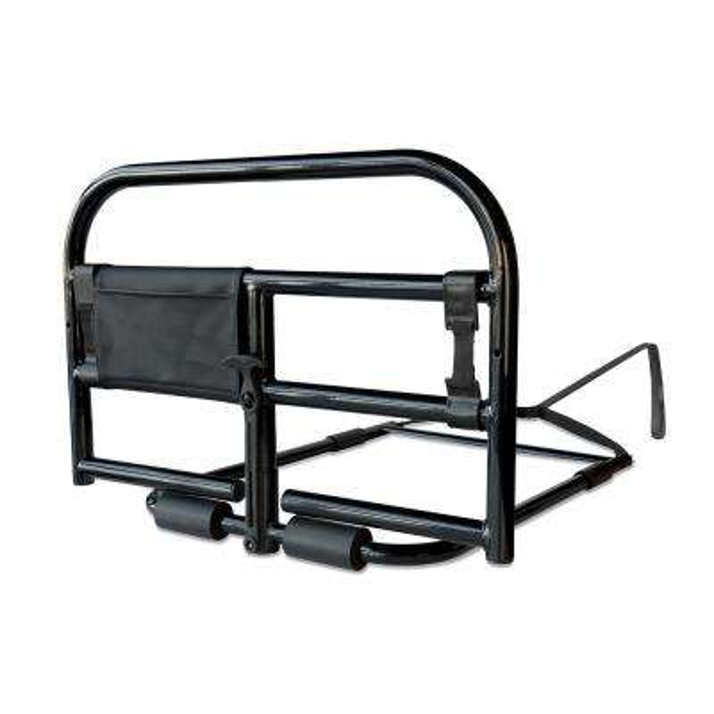 Prime Safety Bed Rail in Black