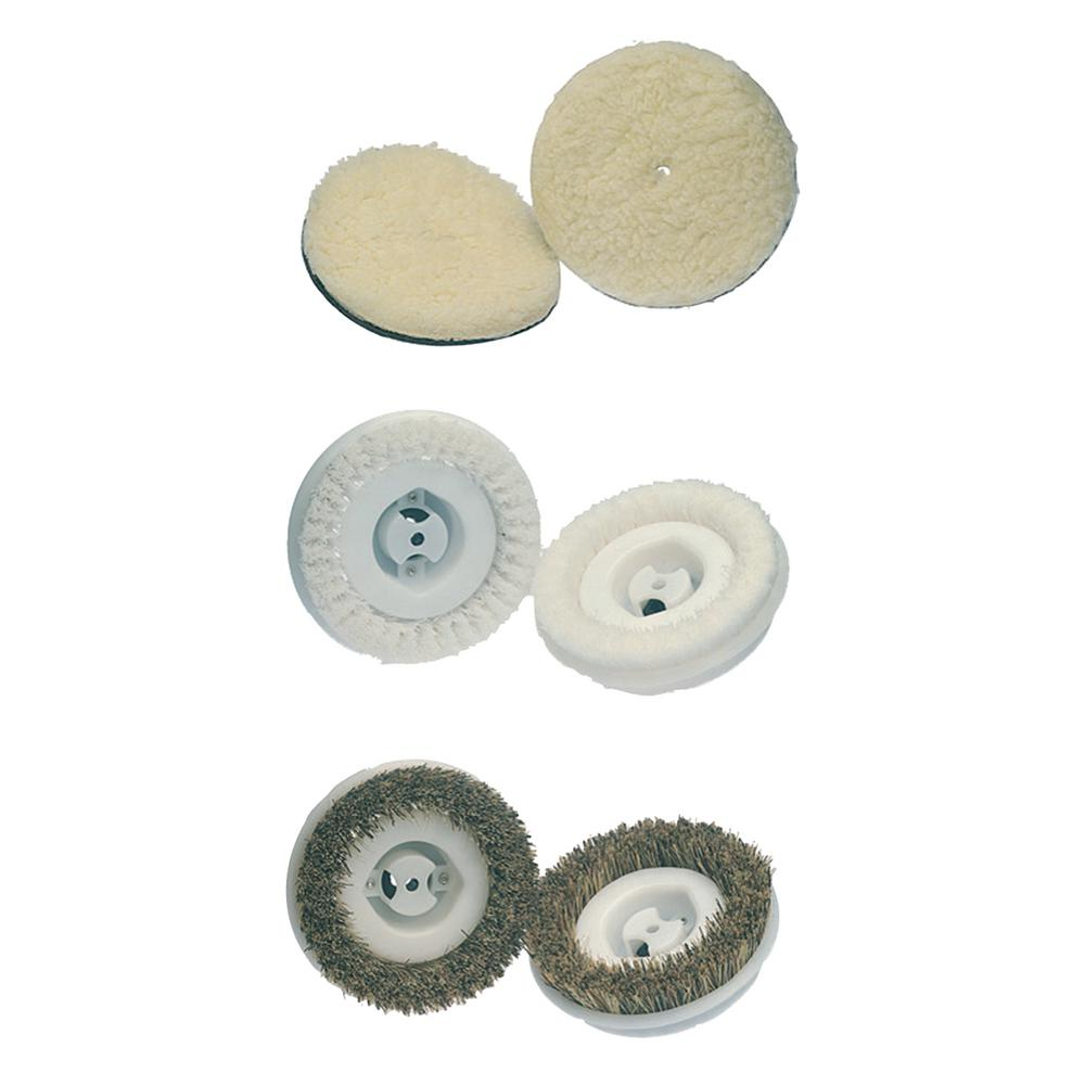 Koblenz 6 In Buffing Pad And Brush