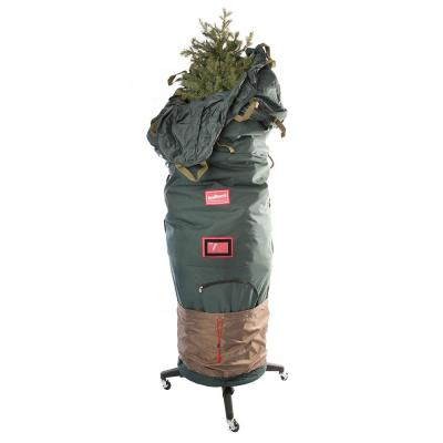 Pro Large Adjustable Bag with 2 Way Rolling Tree Stand