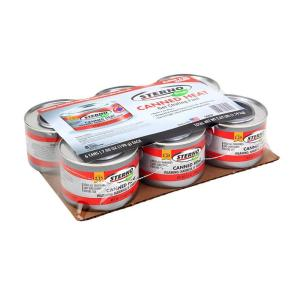 7 oz. Odorless Canned Heat (6-Pack)