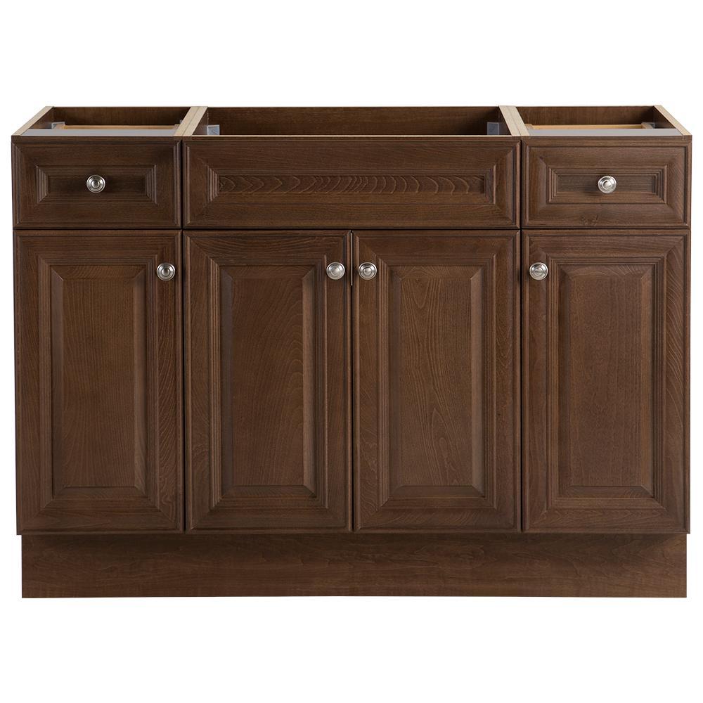 Glensford 48 in. W x 22 in. D Bathroom Vanity Cabinet