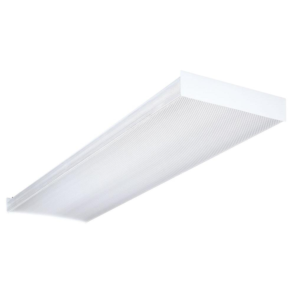 Lithonia Lighting SB 4 32 MVOLT 1/4 GEB10IS 4 Ft. 4-Light